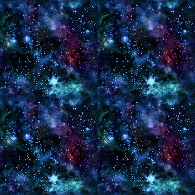 Galaxy Babygrow