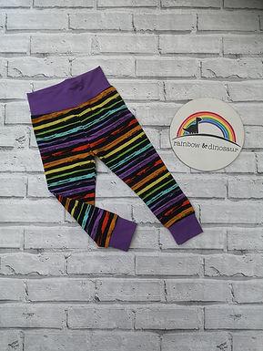 Grunge Rainbow Leggings/Harems/Pocket Harems