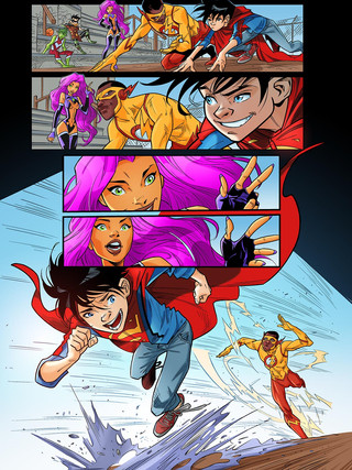 DC Young Readers # Test_ Pereira Inks_Ca
