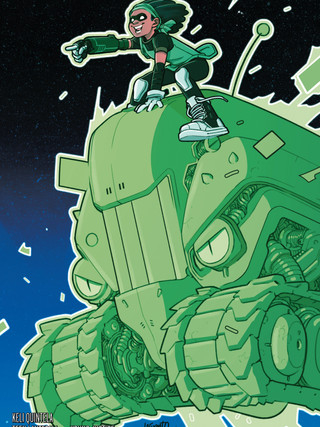Green Lantern 80th Anniversary 100-Page