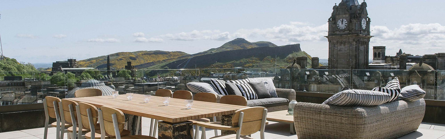 Three Bedroom Penthouse - Terrace small.