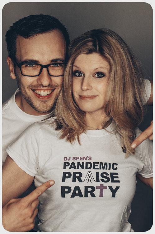 Praise Party Short-Sleeve Unisex T-Shirt