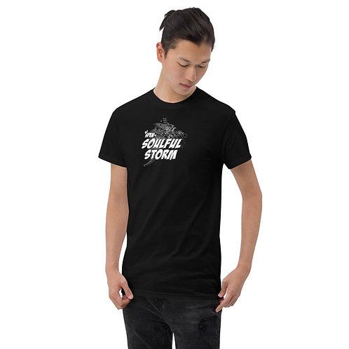 Soulful Storm Men's Short Sleeve T-Shirt
