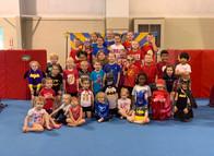 Super Hero Camp 2019