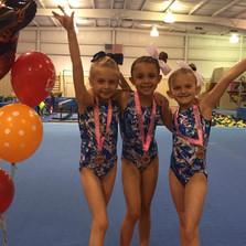 Successful Gymlympics performance all around!