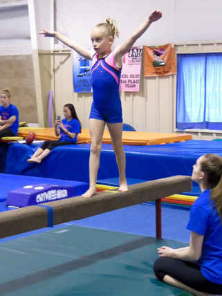 Performing a beam routine!