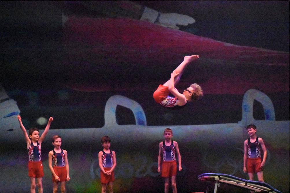Fantastic Gymnastics Boys