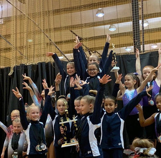 Level 2's took 1st place at the LAGC Graveyard Smash!
