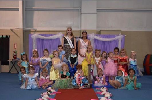 Pretty Princess Camp 2019