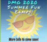 DMG Summer Camps - Made with PosterMyWal