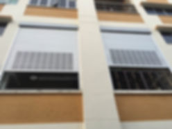 Window HDB balcony Executive Maisonette Roller Shutter