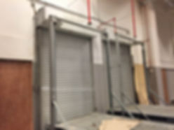 Fire Rated Roller Shutter Singapore Insulated