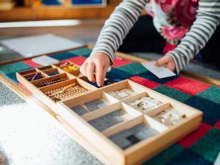 Ten benefits of Montessori education