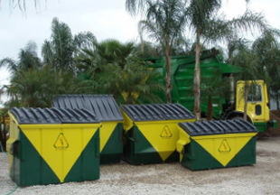 Commercial Waste Removal Bacliff Texas
