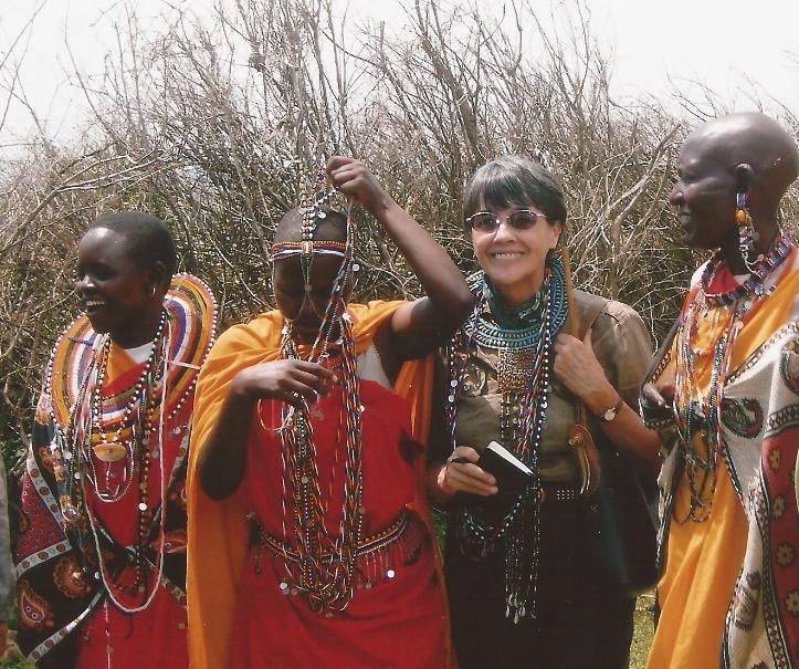 Mujeres Massai - Kenya