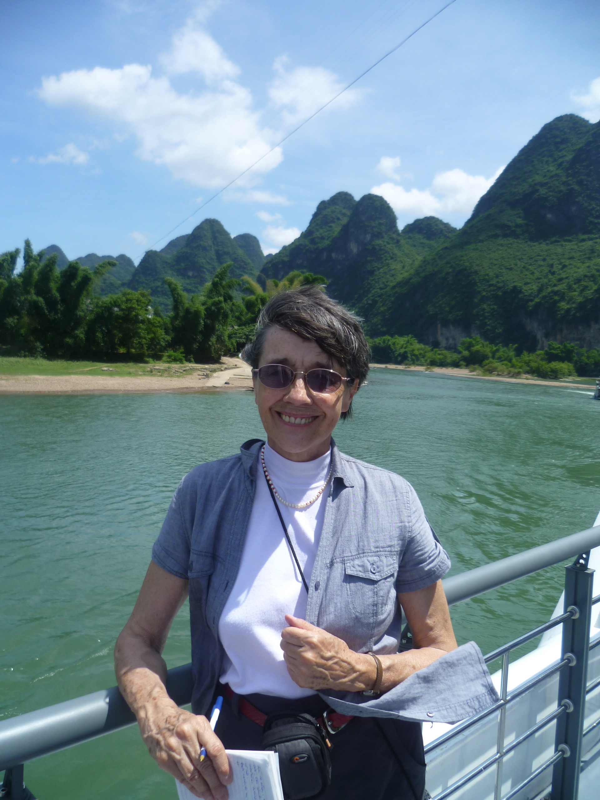 Rio Li - Guilin, sur de China