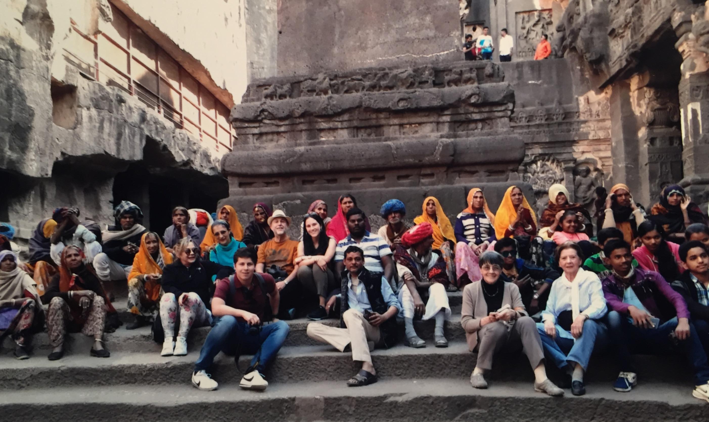 Viajeros y peregrinos