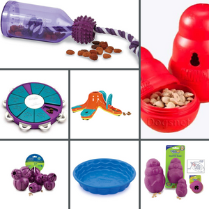 Dog toys to keep dogs engaged