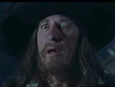 Writing Villains: Barbossa