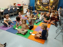 Check out our KiDS Ministry!