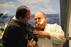 The shared JOY after a baptism