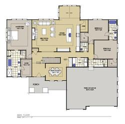 Main Floor Rendered