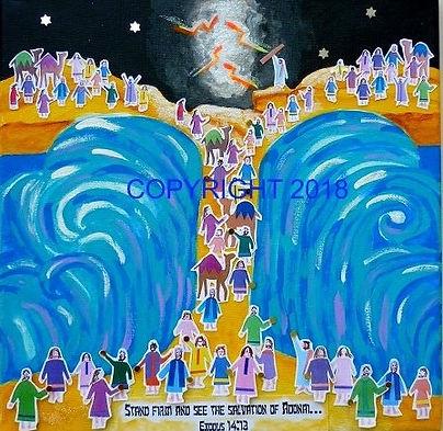 messianic art, jewish art