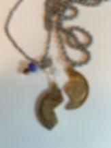 mizpah necklaces