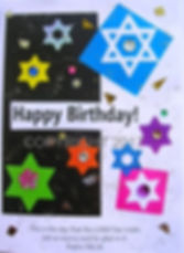messianic cards, jewish cards
