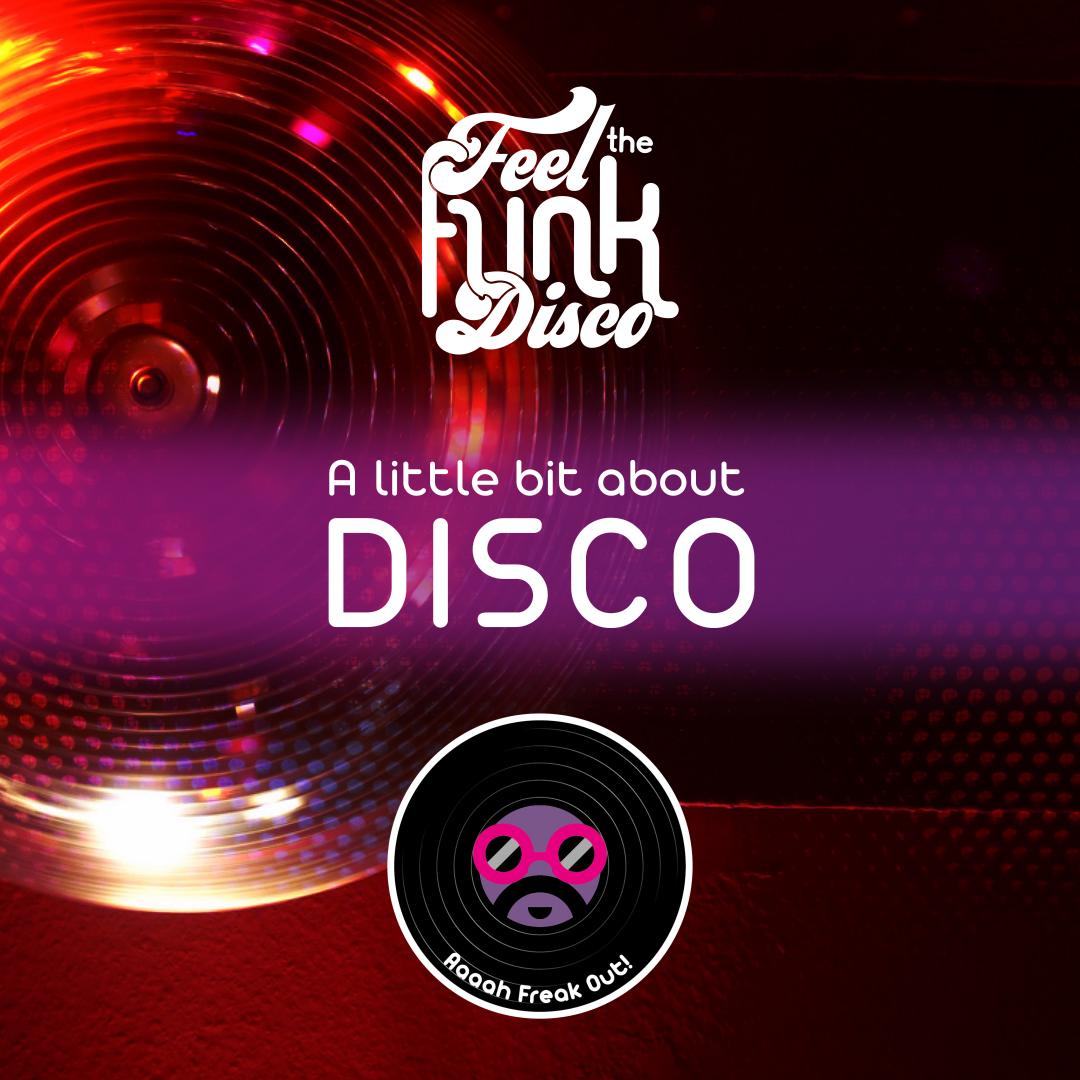 A little bit about Disco