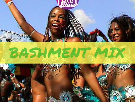 New Bashment and Dancehall Mix - Listen Now!
