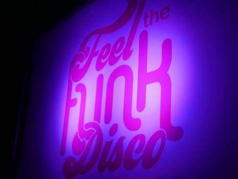 Feel The Funk Disco at Knowle Golf Club