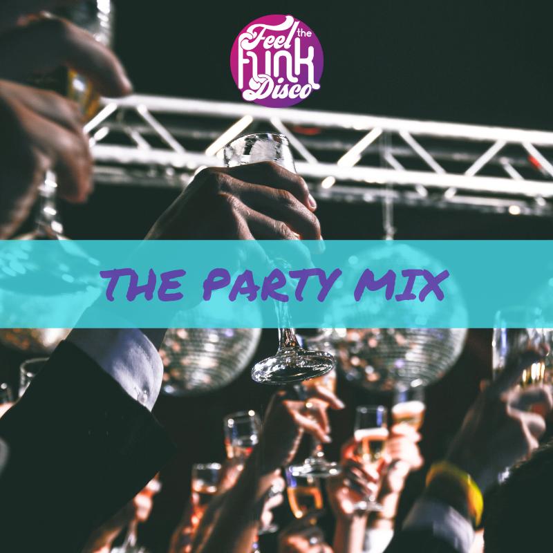 Party Mix - Wedding Mix - DJ Bristol
