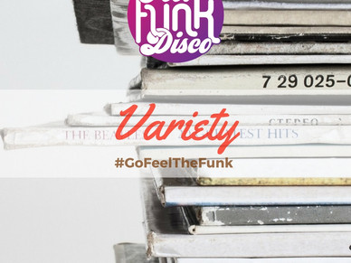 Mix Sessions - The Variety Mix