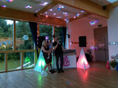 30th Pearl Wedding Anniversary - A Very Special Day - DJ Log