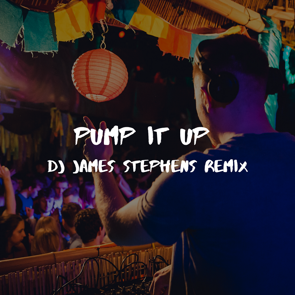 Danzel - Pump It Up (DJ James Stephens Remix)