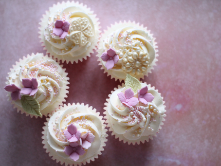 Peeling Cupcake Cases