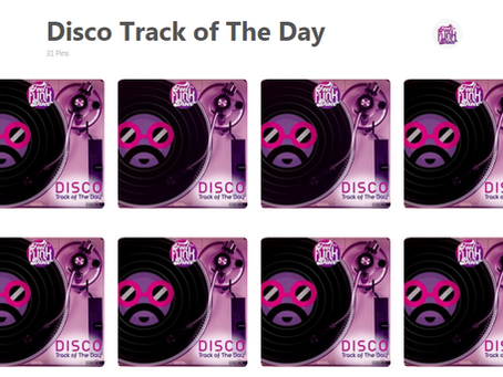 The Very Best Disco Music - Disco Track of The Day