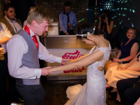 A Magical Wedding in Clifton, Bristol