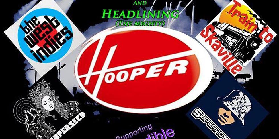 Hooper at LDubstock Music Festival