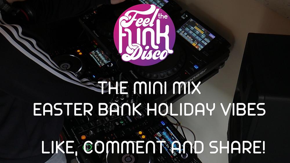 Grime & Bass Minimix - Live Video