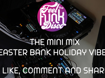 The Easter Minimix! - Grime and Bass (Live Video)