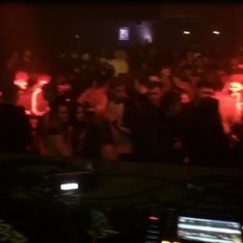DJ'in at Motion, Bristol