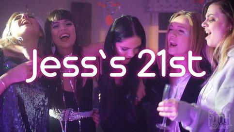Jess's 21st Birthday Party: The Aftermovie