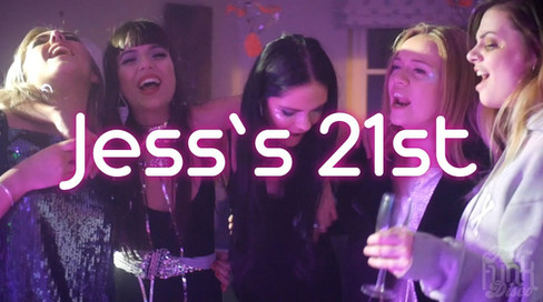 Jess's 21st Birthday Party: The Aftermovie