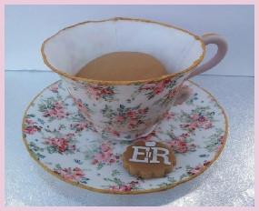 A Cake of Tea...