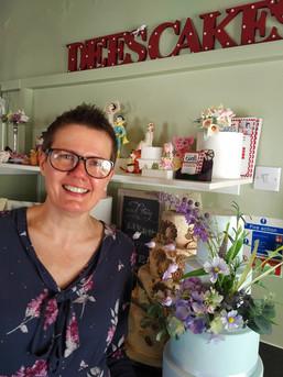 Dee Robbins, Cake School Tutor