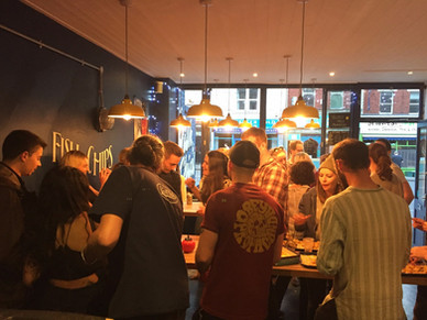 Hip-Hop in A Chip Shop! - Soul Fish, Bristol