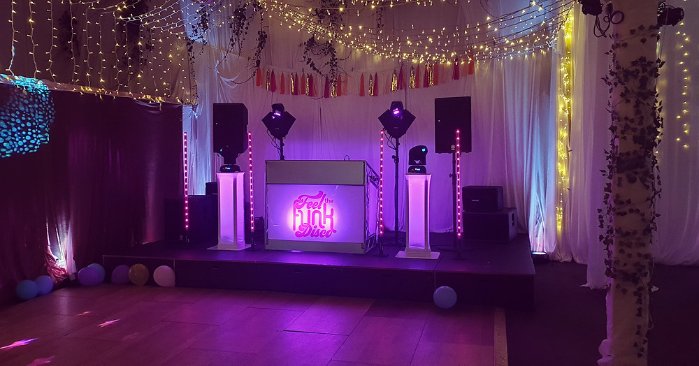The Wedding Package by Feel The Funk Disco