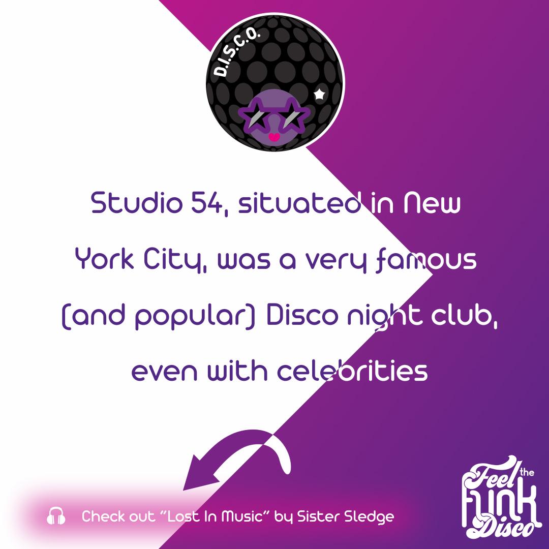 Studio 54 Nightclub, New York City